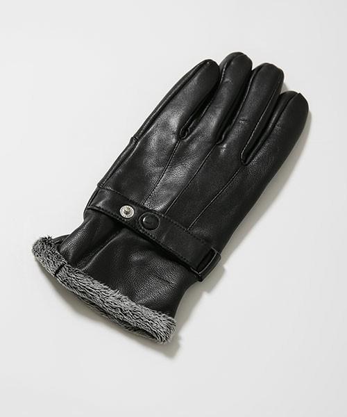 シープレザーの手袋