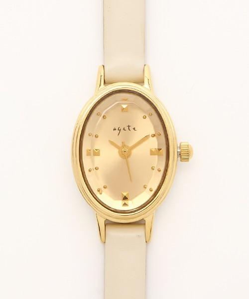 30代女性へのクリスマスプレゼントにAgeteFIRSTの腕時計.jpg