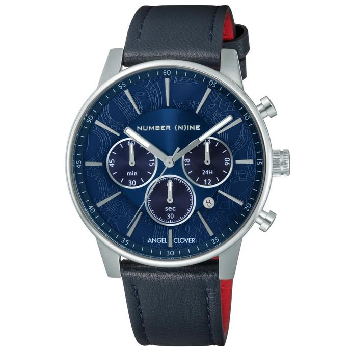ネイビーの最新腕時計