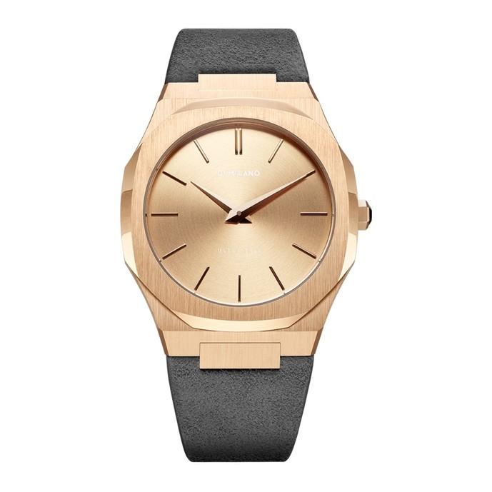 柔らかな風合いのある時計