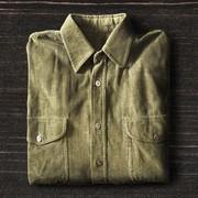 カーキシャツのメンズコーディネート特集。誰でも似合うおしゃれ着こなしとは | Smartlog