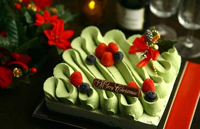 2017年の人気クリスマスケーキは伊藤久右衛門