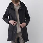 黒モッズコートのメンズ着こなし術。おしゃれで快適に過ごせる冬コーデとは? | Smartlog