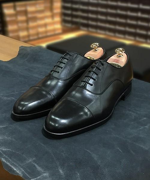 社会人彼氏へのクリスマスプレゼントはリーガルの靴