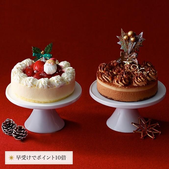 2017年の人気クリスマスケーキはルタオ1