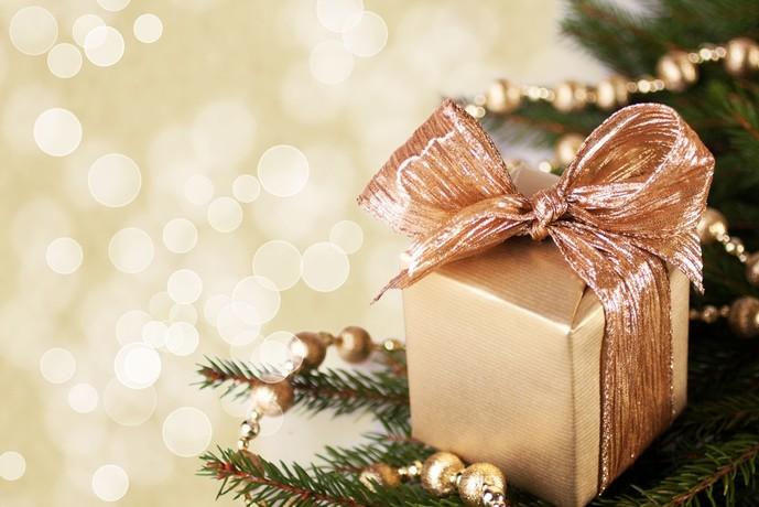 クリスマスにギフトカードのプレゼントを