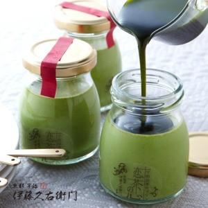 お菓子のクリスマスプレゼントは伊藤久右衛門の生プリン