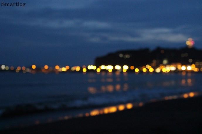江の島夜景
