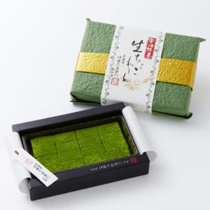 クリスマスプレゼントに3000円のプチギフトを贈るなら伊藤久右衛門の宇治抹茶生チョコ