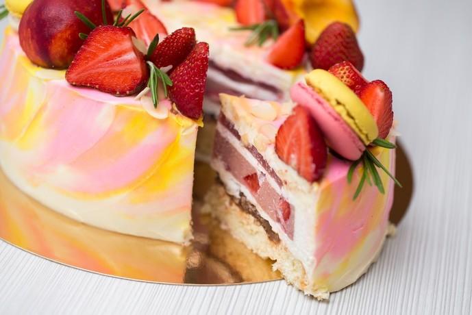 1万円のプレゼントはケーキ
