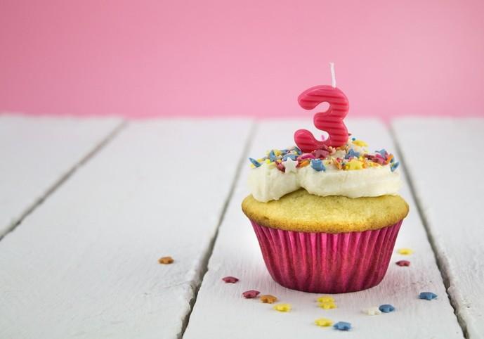 3歳を迎える女の子への誕生日プレゼント