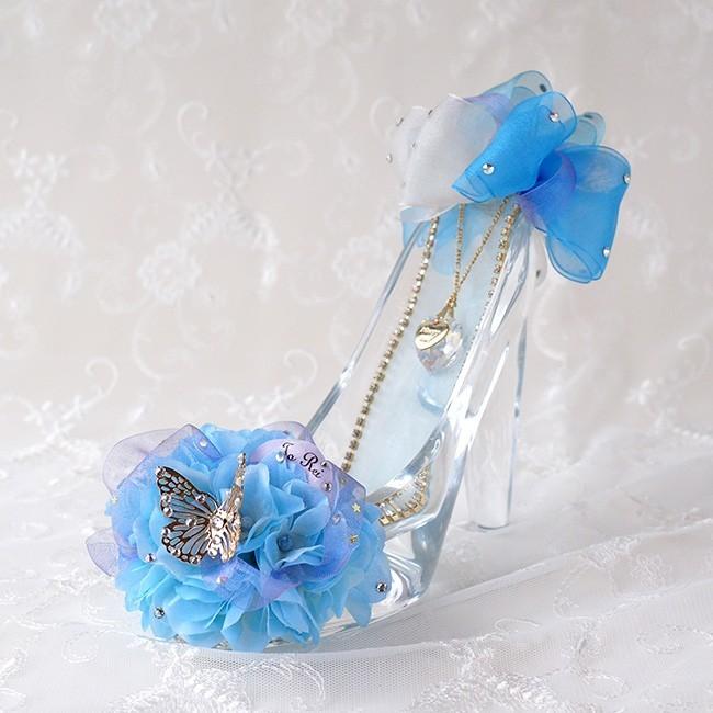 30代女性へのクリスマスプレゼントにシンデレラのガラスの靴.jpg