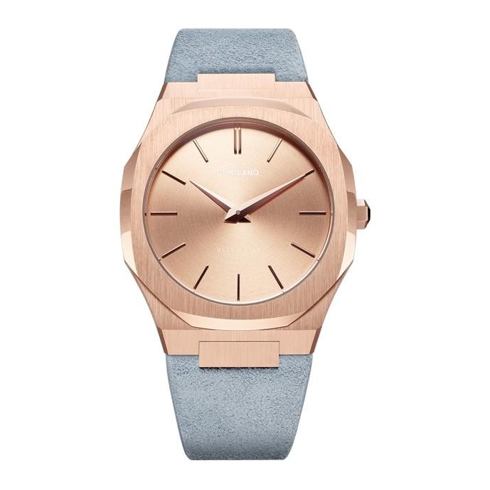 色合いに味のある腕時計