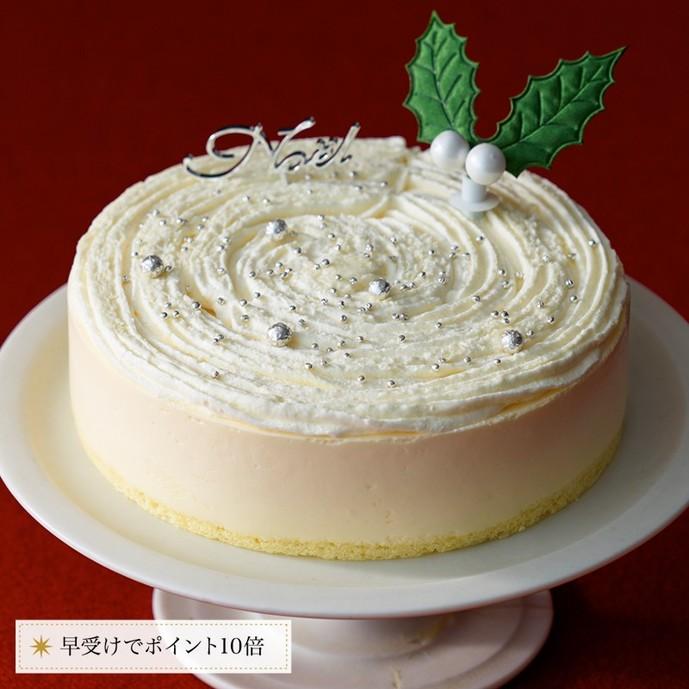 2017年の人気クリスマスケーキはルタオ2