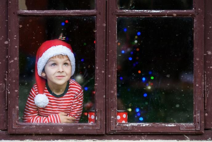 男の子へのクリスマスプレゼント