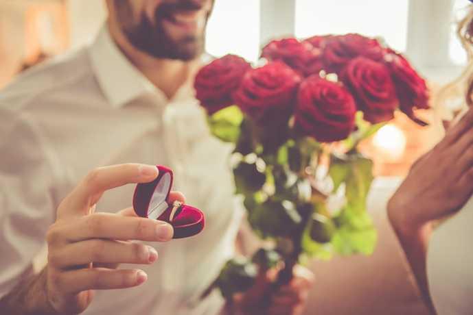 今年プロポーズ