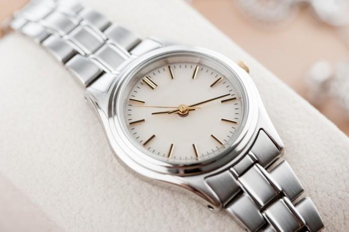 彼女へのクリスマスプレゼントに腕時計