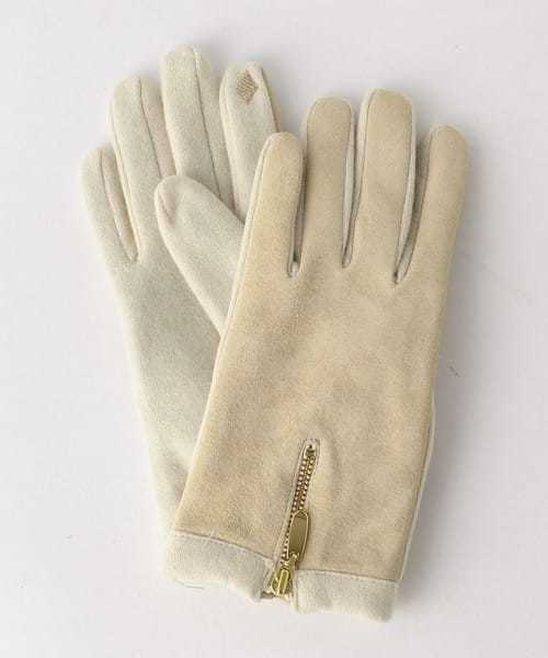彼女にお返しするホワイトデーのギフトはビューティー&ユースユナイテッドアローズの手袋