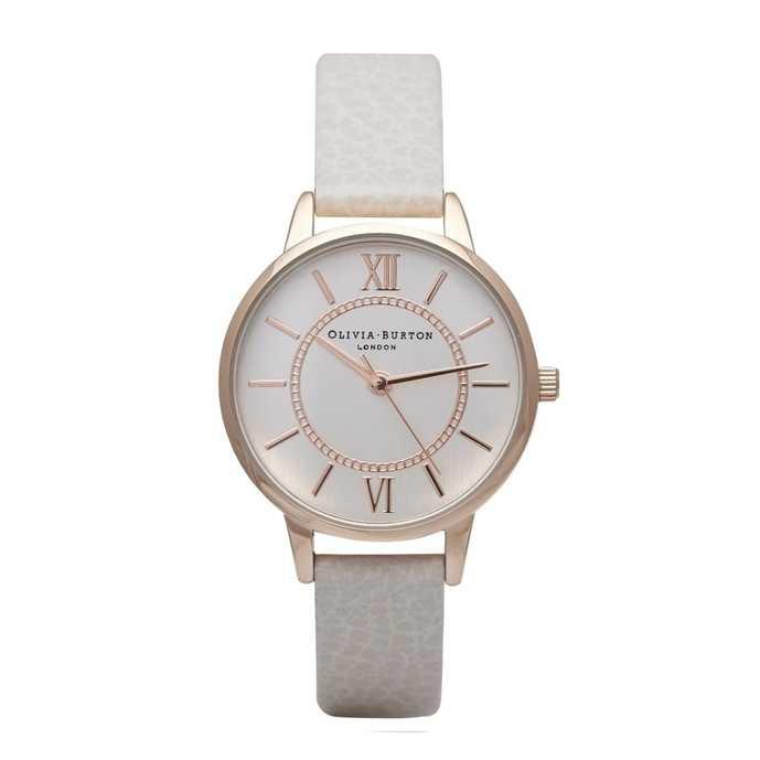 彼女へのホワイトデーのお返しプレゼントはオリビアバートンの腕時計のワンダーランド
