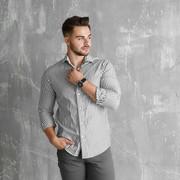 ストライプシャツのメンズ着こなし術。すっきりコーデに仕上げる着方とは | Smartlog