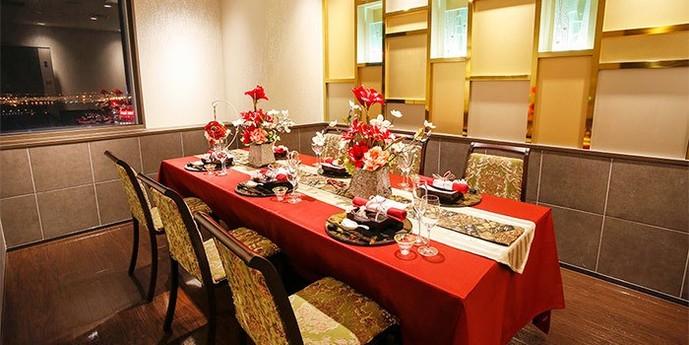 クリスマスディナーに横浜星のなる木.jpg