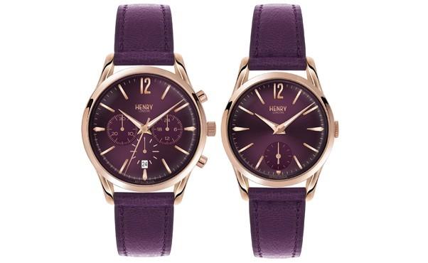 ヴィンテージ感のある腕時計