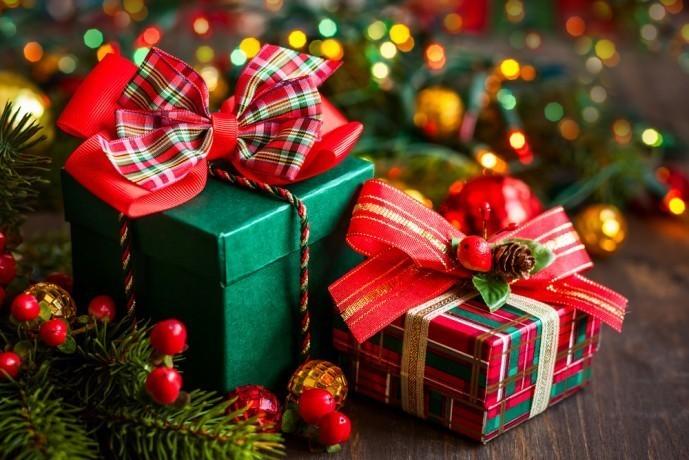 クリスマスプレゼントでネックレスを