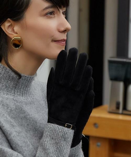 彼女のクリスマスプレゼントにグリーンレーベル_リラクシングの手袋.jpg