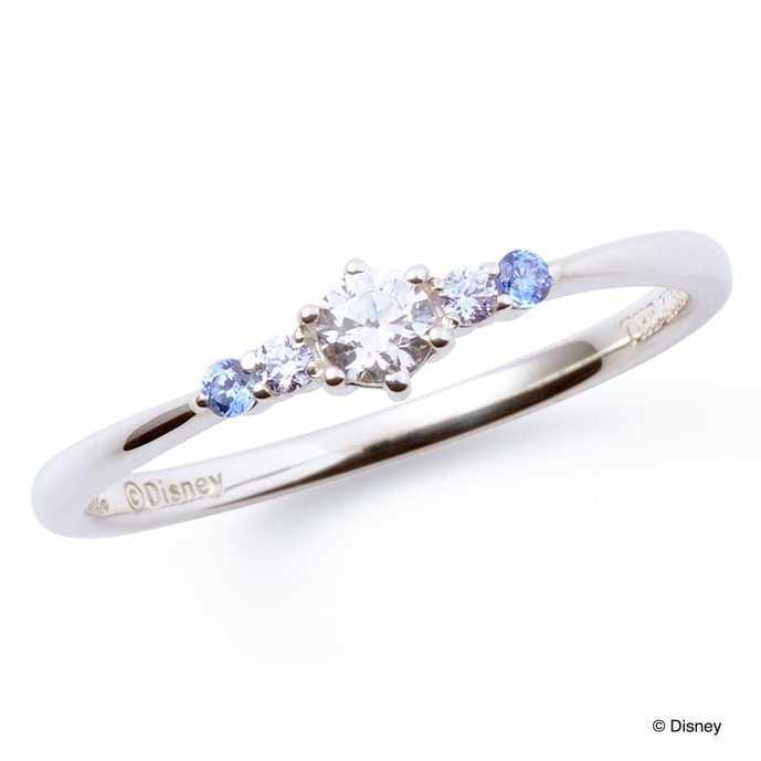 クリスマスプレゼントにTHE KISSのディズニーの指輪