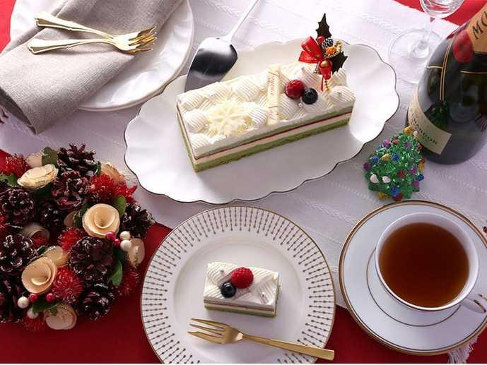 2017年の人気クリスマスケーキは伊藤久右衛門の限定シャンパンケーキ1