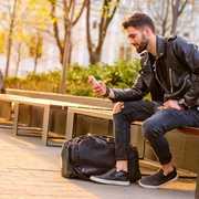 羽織るだけで男らしく。レザージャケットの着こなしコーディネート【メンズ】 | Smartlog