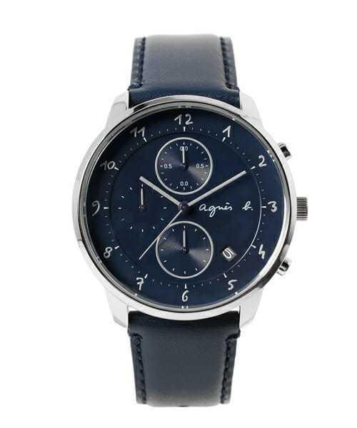 旦那へのクリスマスプレゼントはアニエスベーの腕時計