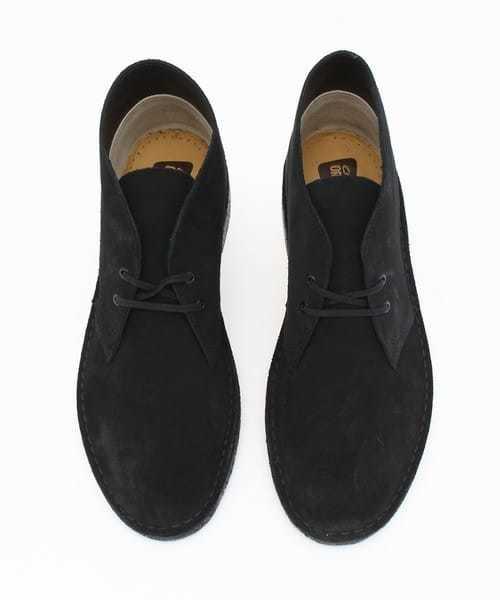 牛革のブーツ
