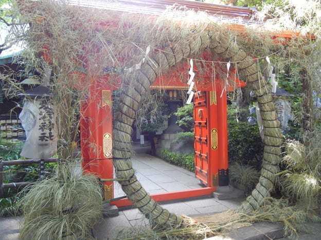 2018年の初詣は愛宕神社