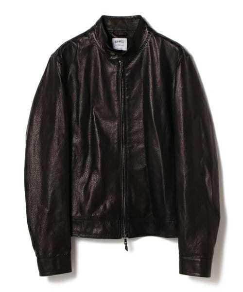 エンメティから販売されている人気ライダースジャケット