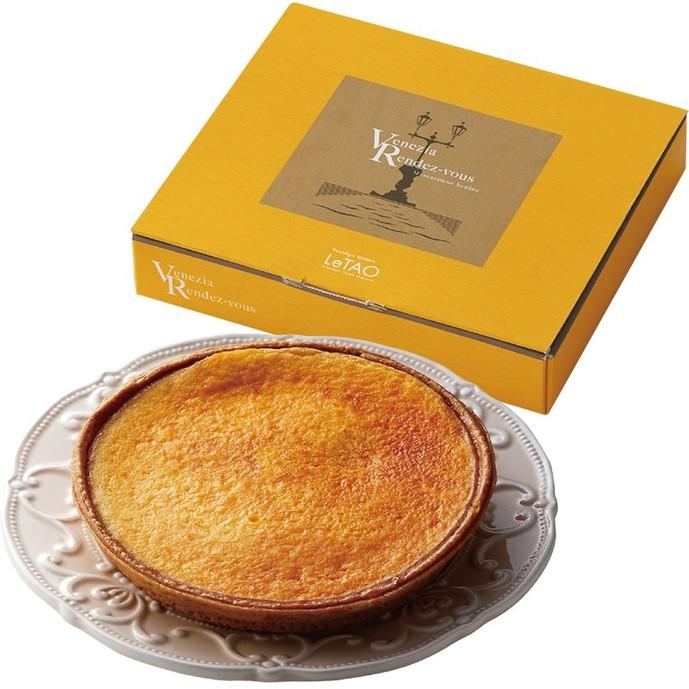 ホワイトデーのお返しに贈りたいケーキはルタオのベイクドチーズケーキ