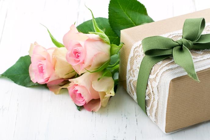 両親への結婚記念日プレゼントは花束