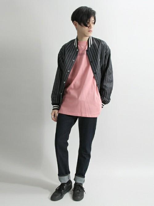 メンズの春服おすすめコーディネート
