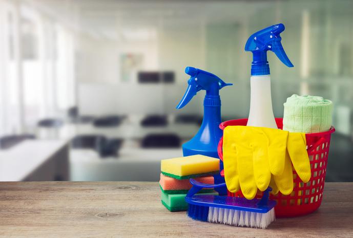 気化式加湿器のお手入れや掃除方法