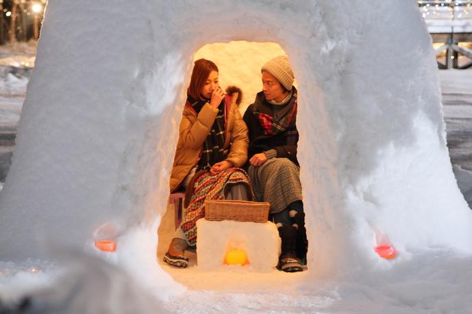 バチェラー・ジャパンの冬デート