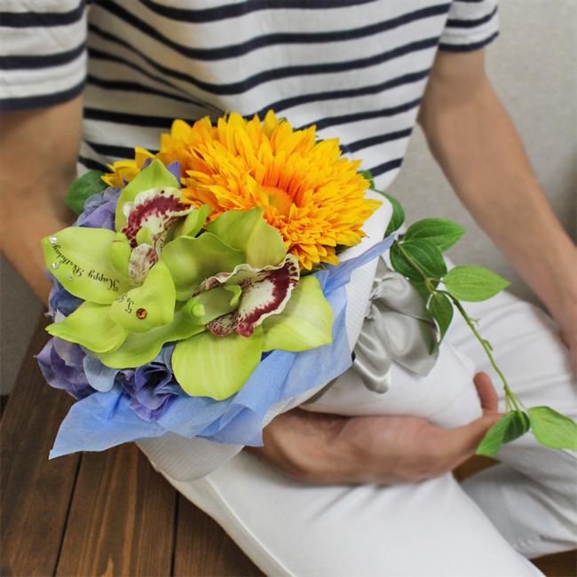 両親の結婚記念日に最適な花プレゼントはひまわり
