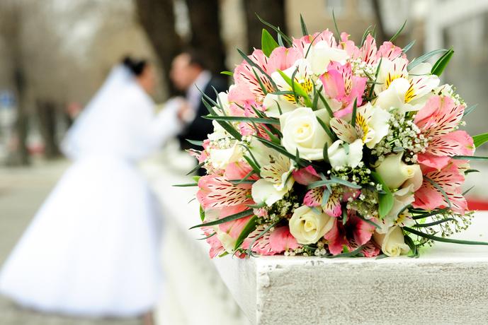 大切な日に素敵なお花のプレゼント