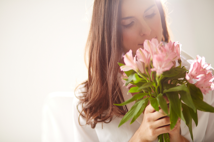 30代彼女の誕生日プレゼントに花束