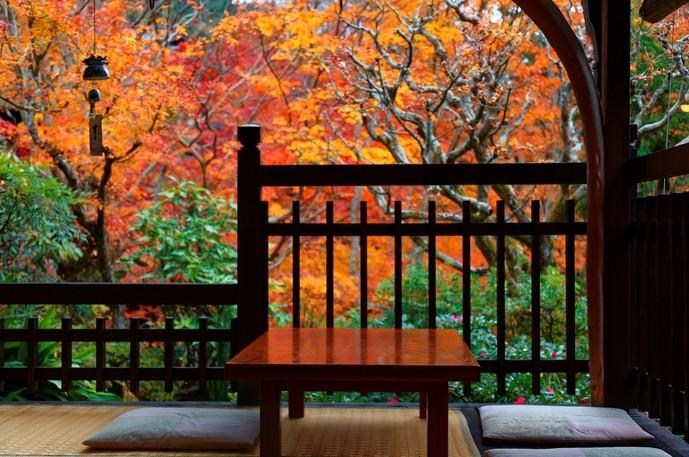 アメックスゴールドカードの特典で京都特別ラウンジ