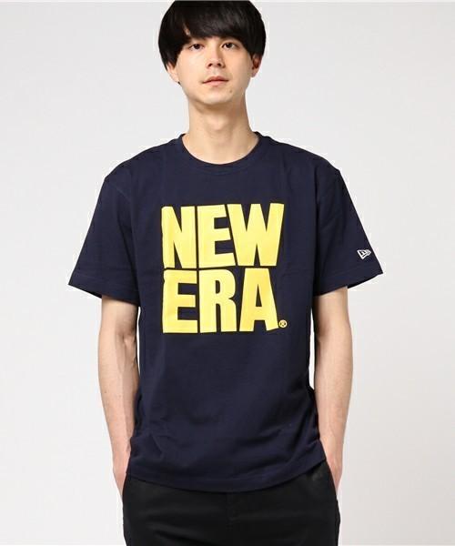 ペアルックで着たいニューエラのTシャツ