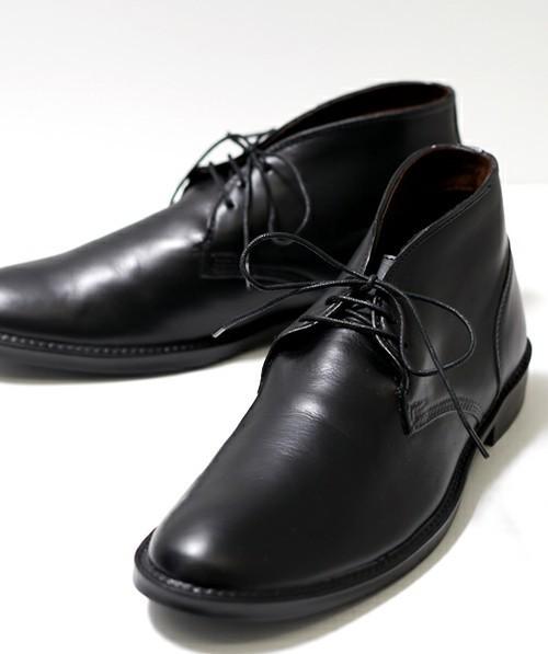 雨の日に履ける革靴