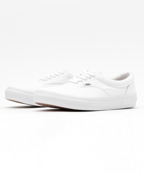 バンズの人気白スニーカー