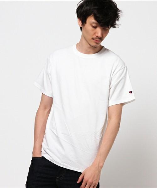 チャンピオンの白Tシャツ