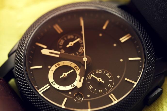 世界三大時計を持ってみて