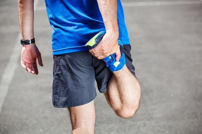 大腿直筋の効果的なストレッチ